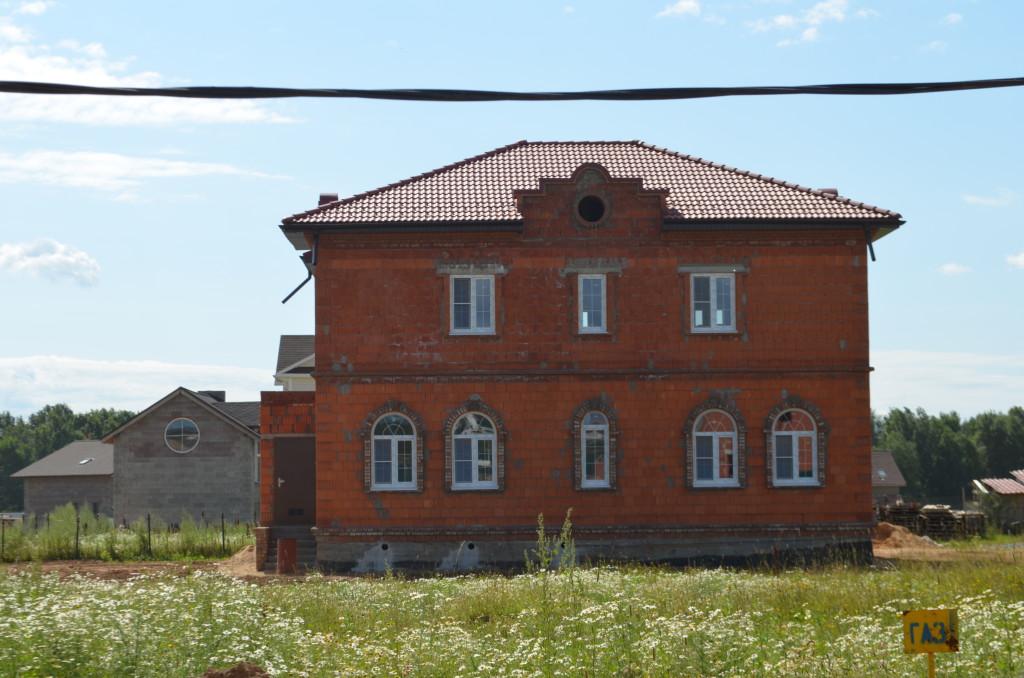 строительство домов из керамических блоков в москве и подмосковье