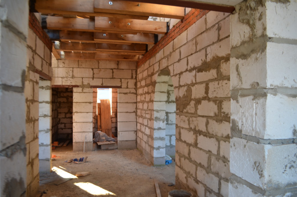 строительство домов из пенобетона в калуге