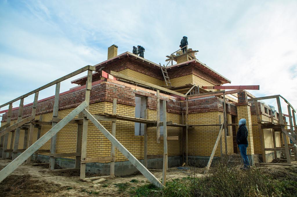 Проект дома из бруса K-0032