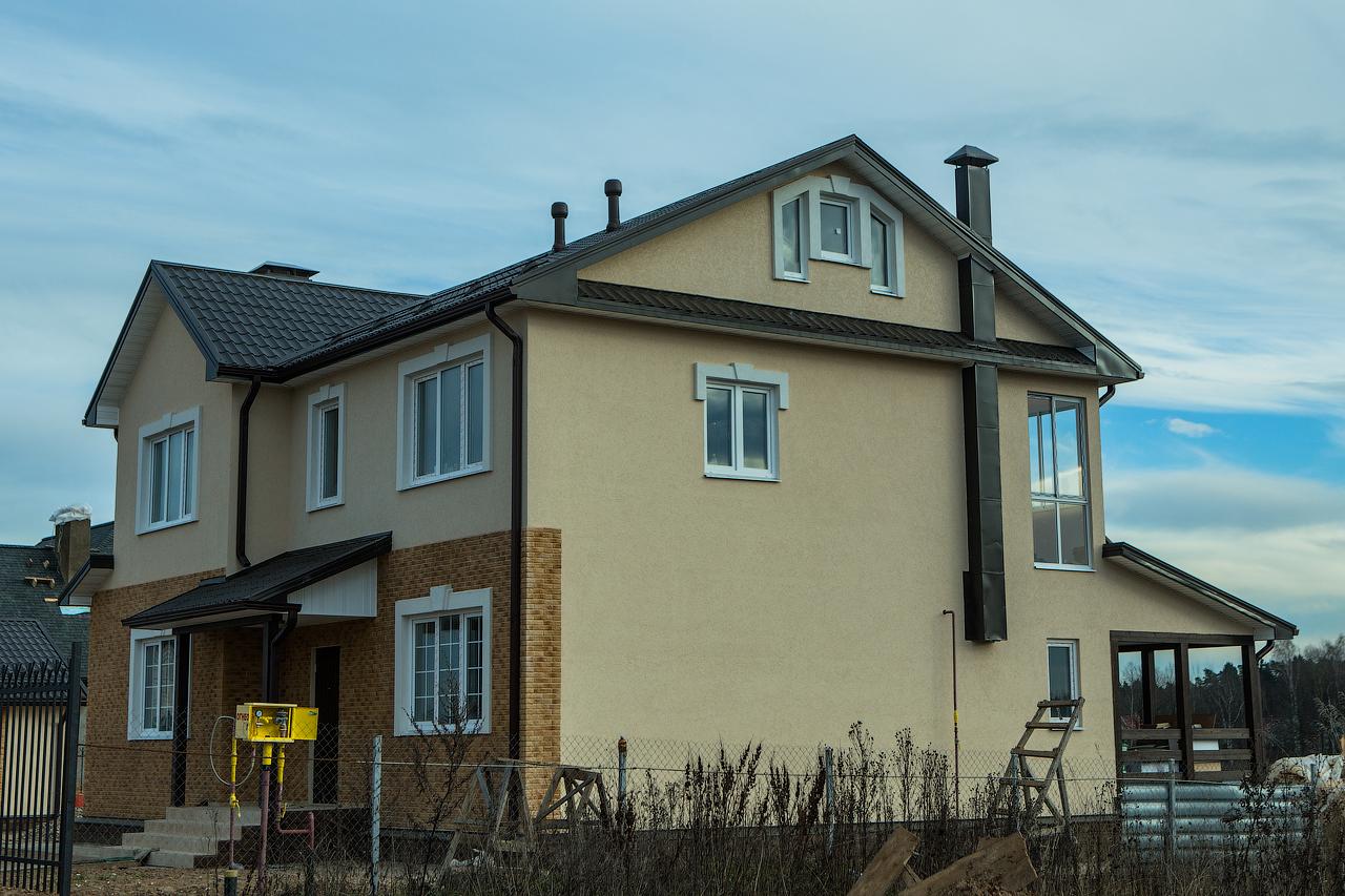 Проектирование домов из пенобетона