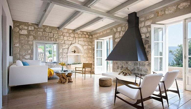 балки дюрополимерные потолок