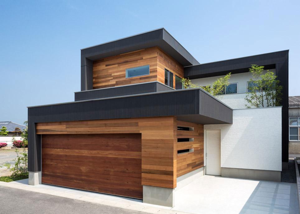 дом отделка дерево