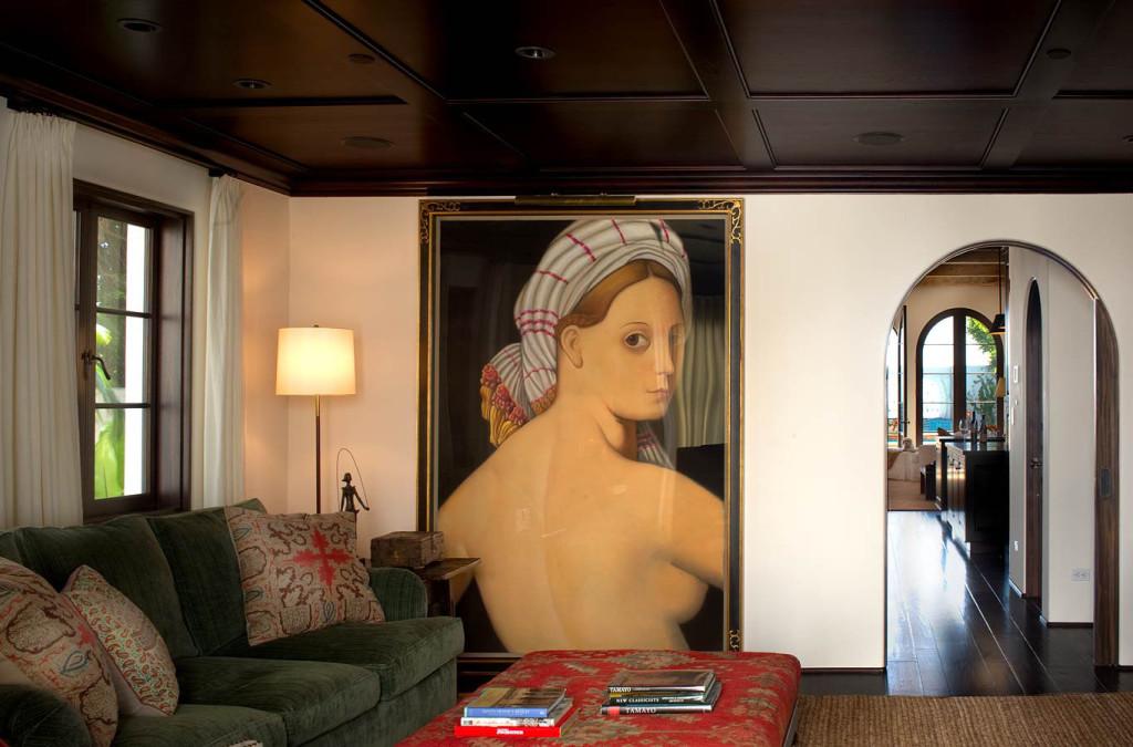интерьер дома колониальный стиль