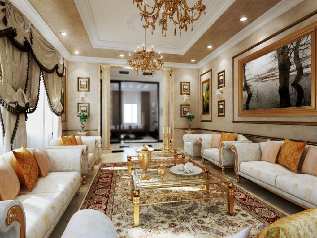 дизайн интерьера гостиная