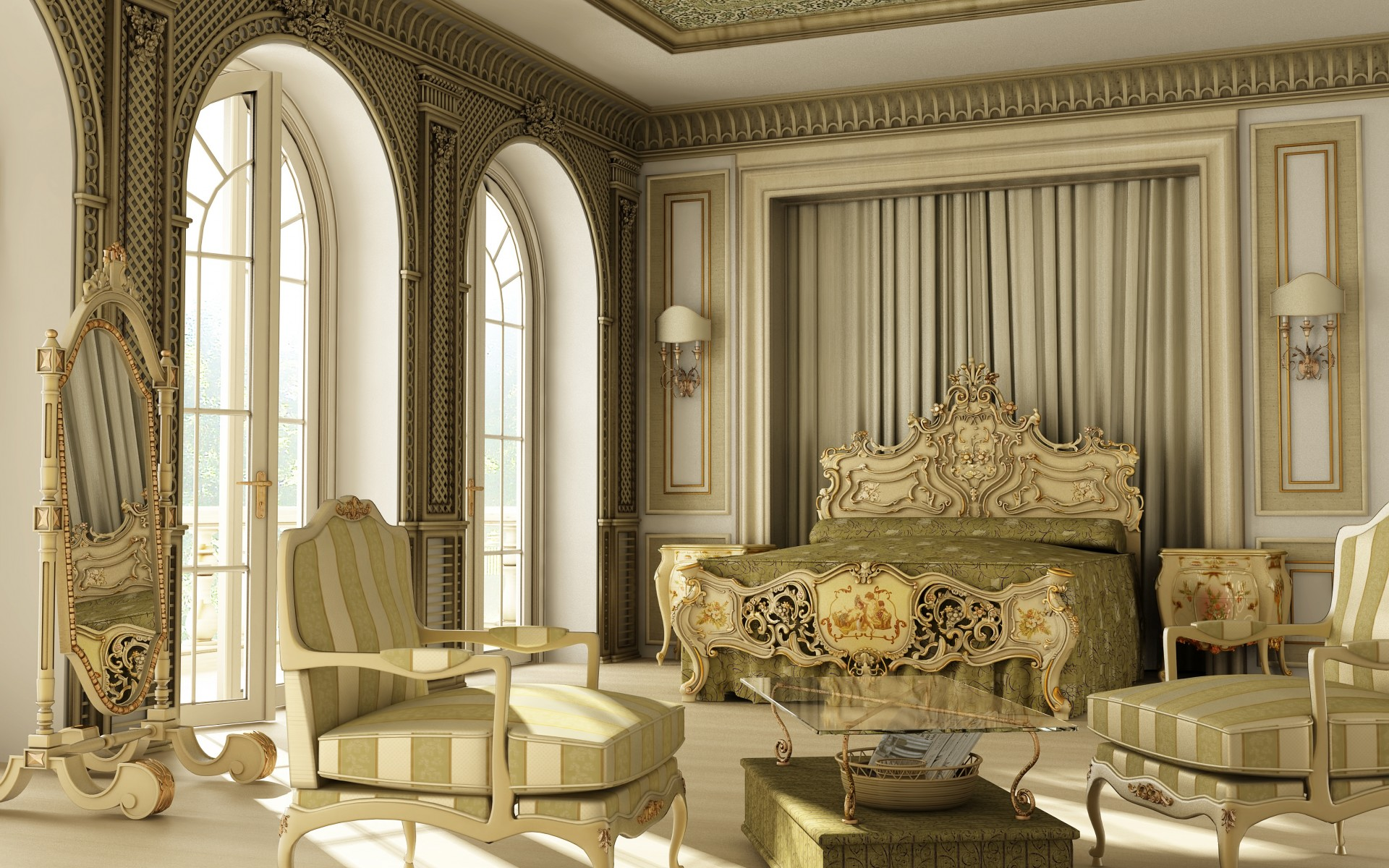 for Classic style home interiors