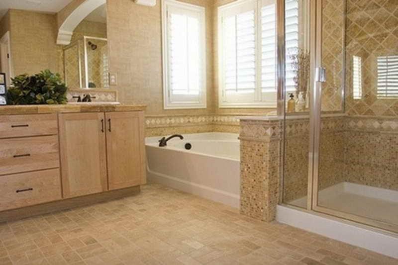 плитка напольная ванная