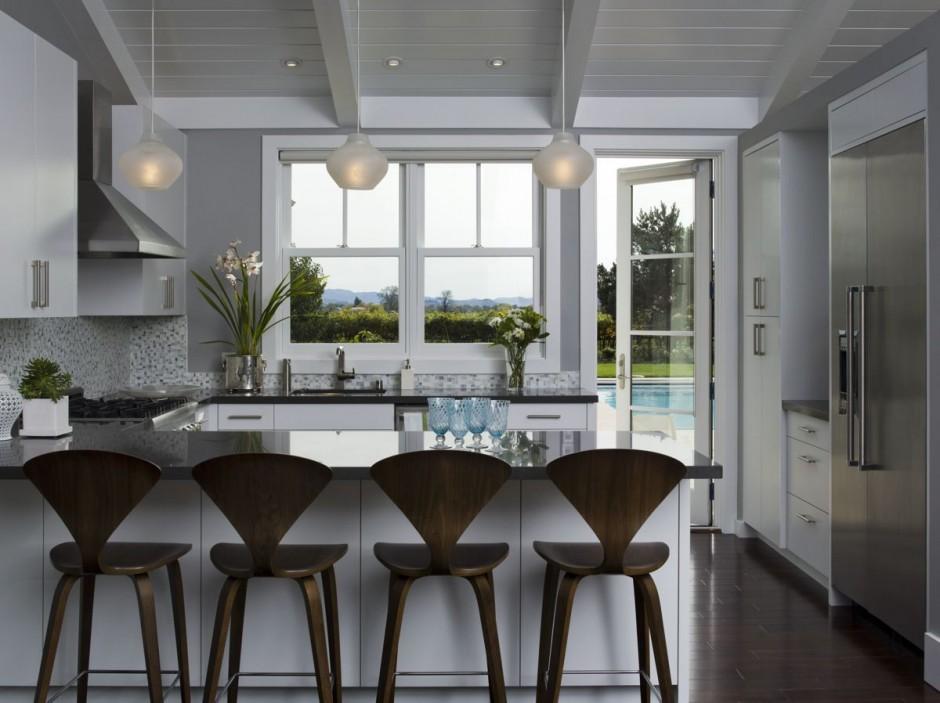 полиуретановые балки потолок