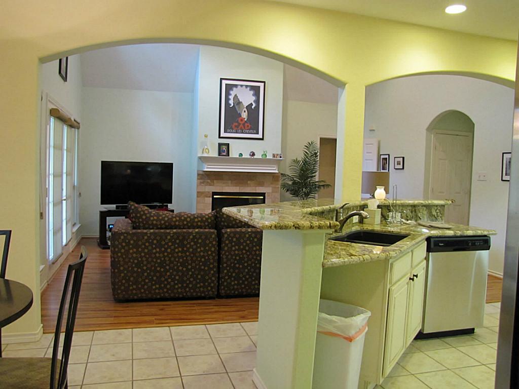 арки интерьер кухни
