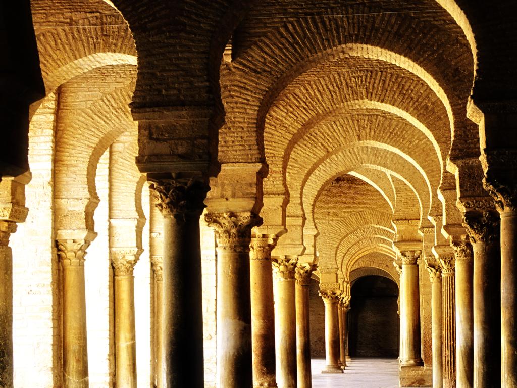 арки в архитектуре