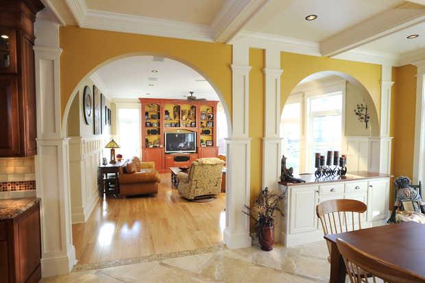 арки в интерьере дома