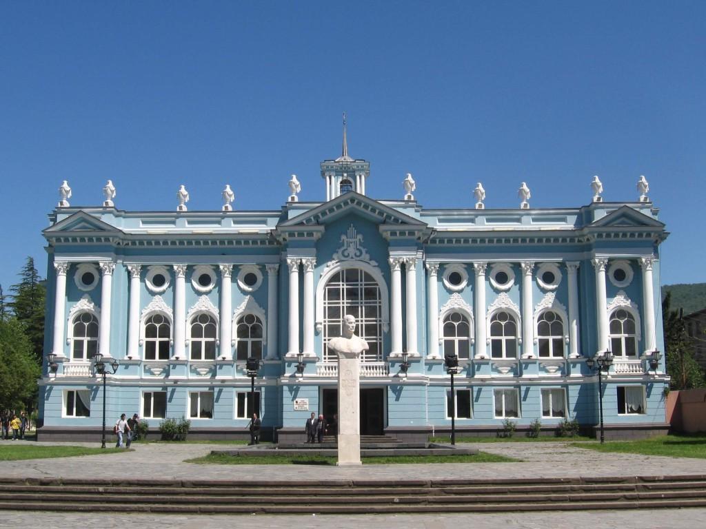 барокко дворец