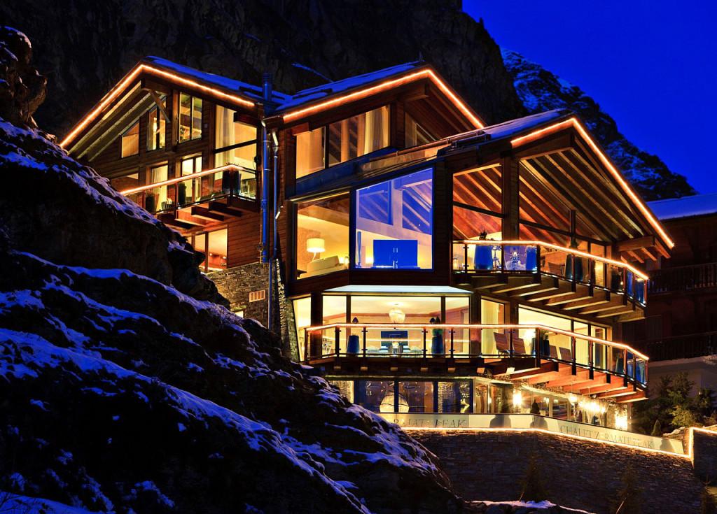 дом красивый стиль кантри