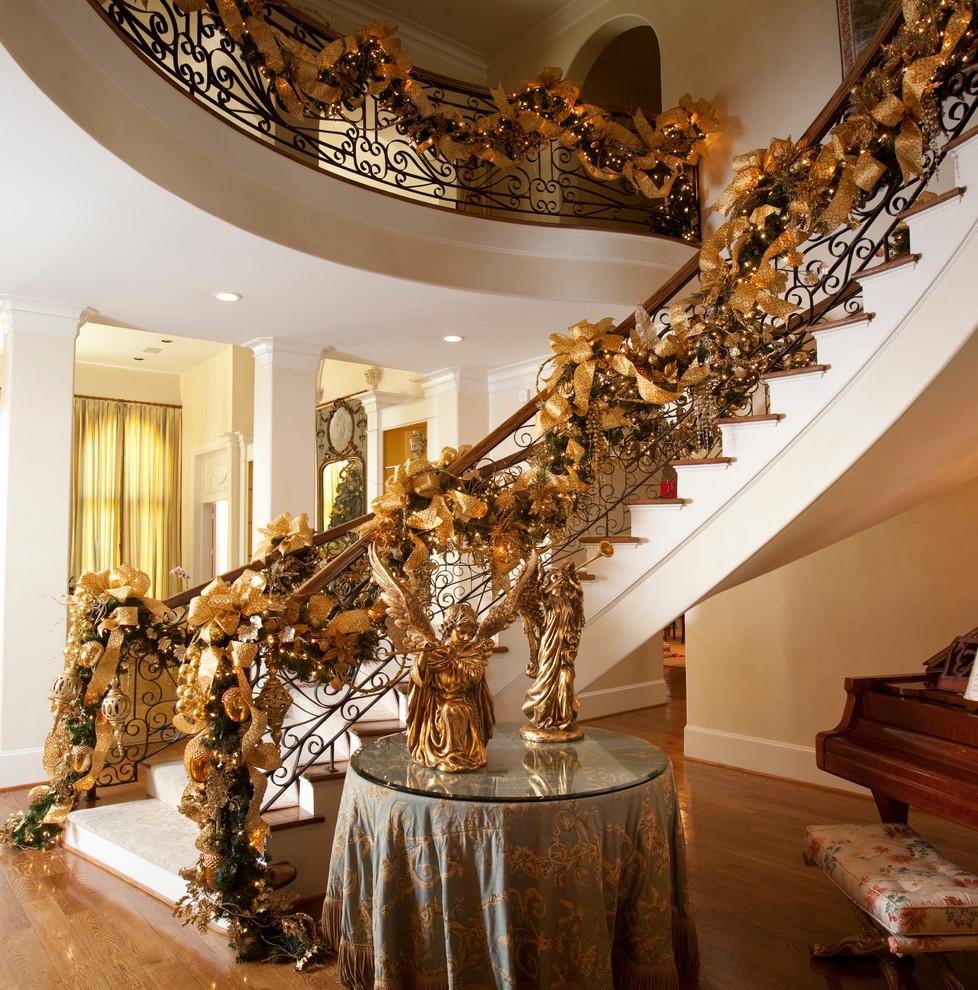 лестница необычная