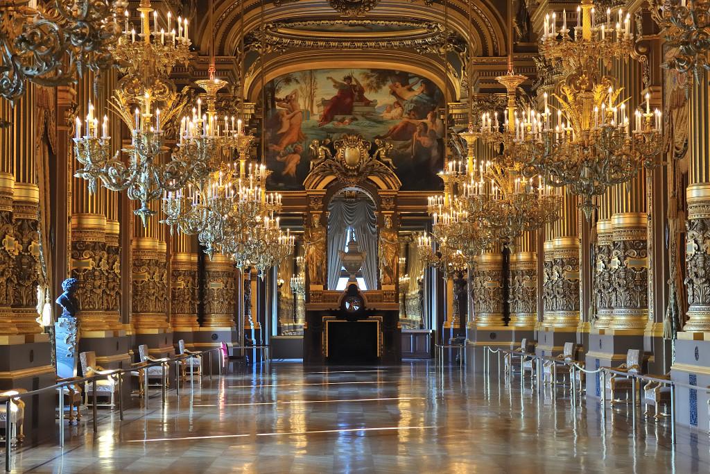 стиль барокко архитектура