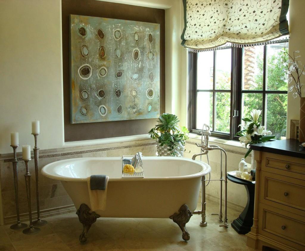 ванная комната красивая