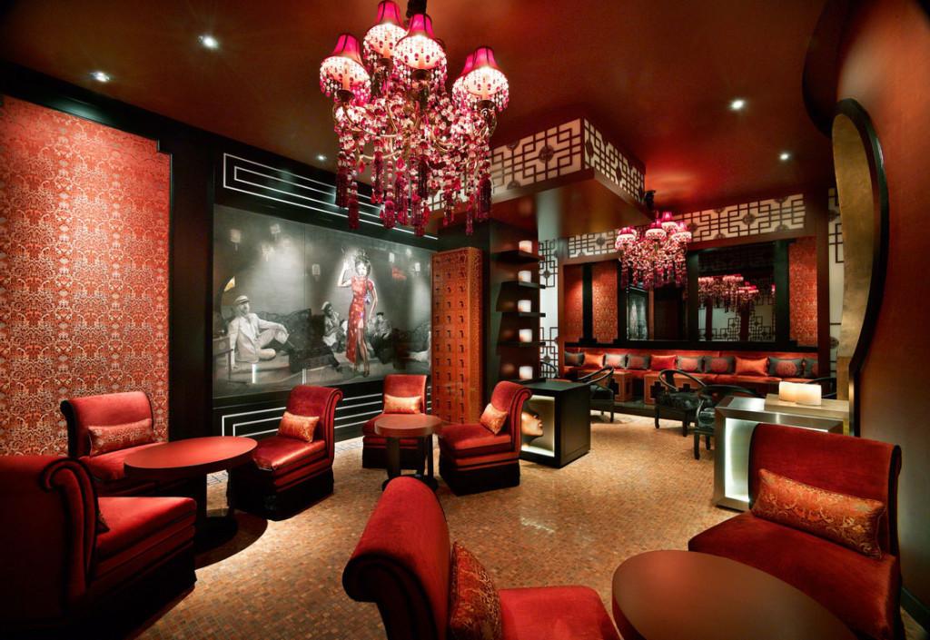 интерьер отеля китайский стиль