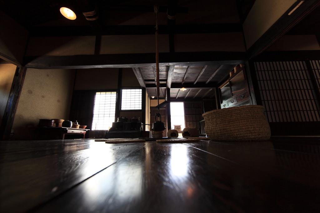 интерьер японский стиль