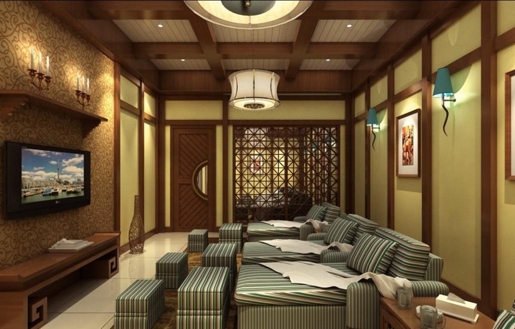 спальня китайский стиль