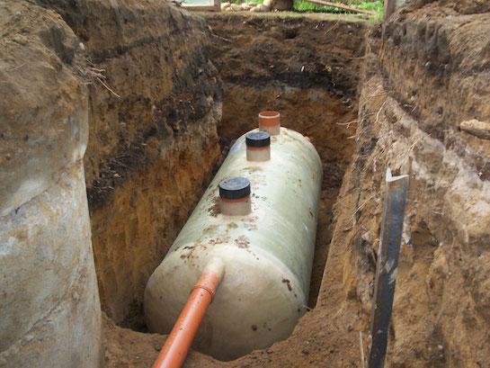 бак автономной канализации