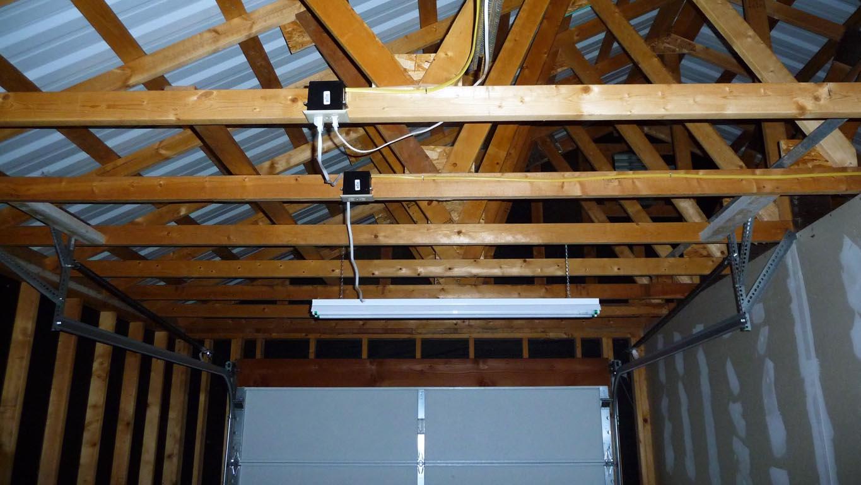 Как сделать крышу в гараже своими руками фото 85