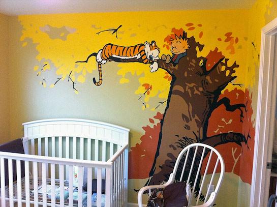 детская комната красивая