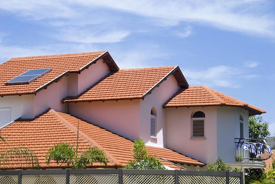 многощипцовые крыши южный дом