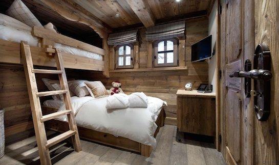 спальня рустик