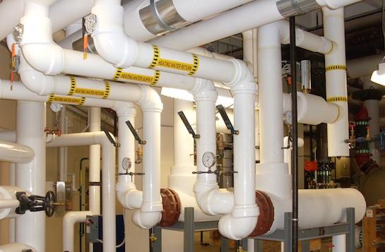пластиковые трубы водопровод
