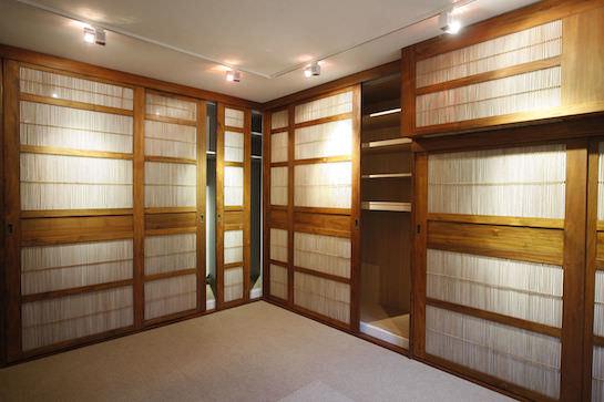 шкафы из бамбука