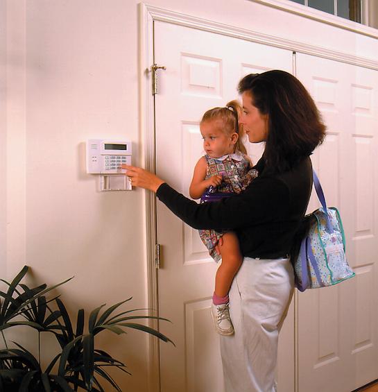 сигнализация двери в квартиру