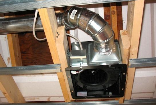 вентиляционная труба дом