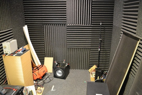 звукоизоляционные стены