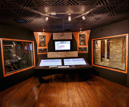 звукоизоляция в студии