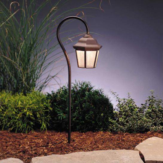 фонарь для газона