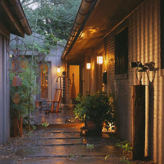 фонари уличные частный дом