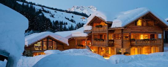 шале альпийский