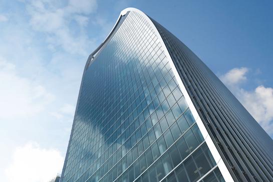 небоскреб англия