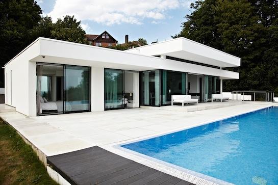 умный дом бассейн