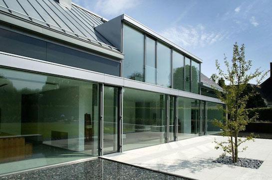 умный дом фасад