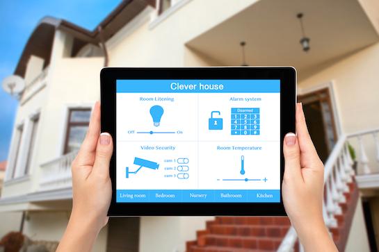 умный дом планшет