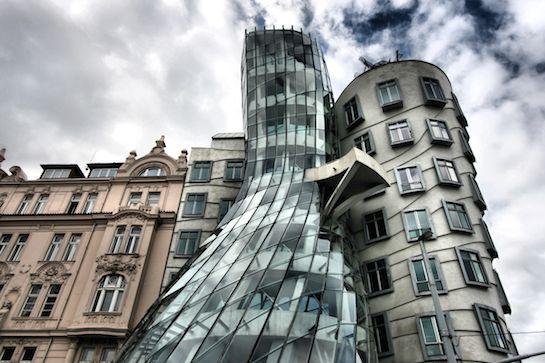 необычная архитектура