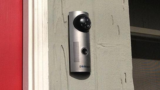 звонок дверь