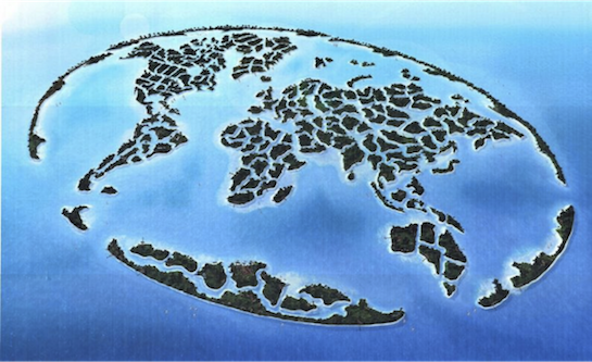 архипелаг оаэ