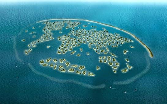 архипелаг персидский залив