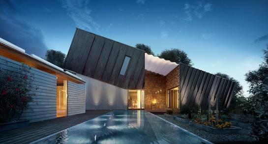 дом солнечные батареи