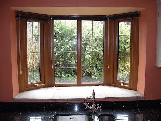 окно ванная