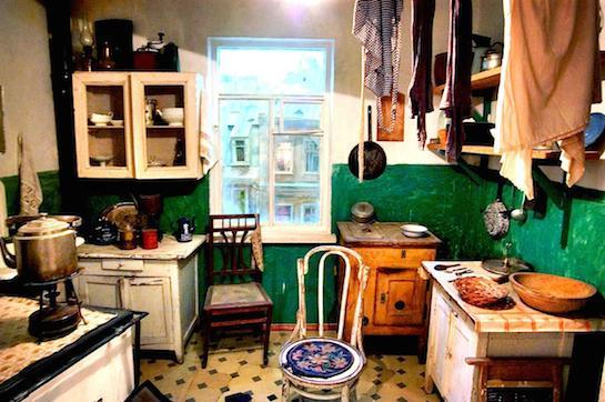 дизайн кухня хрущевка