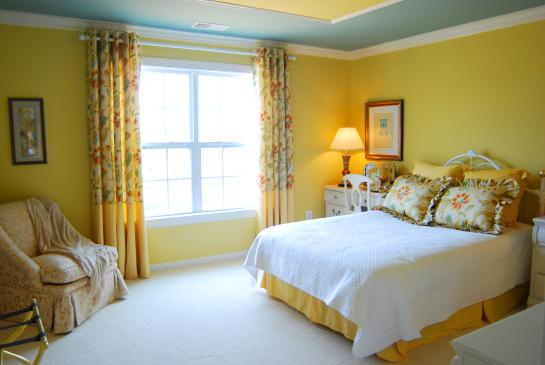 жёлтая гостиная