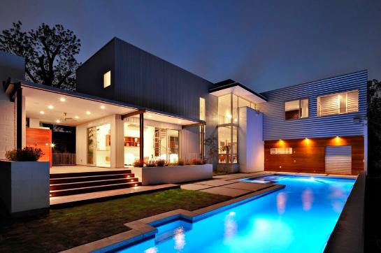 освещение строений